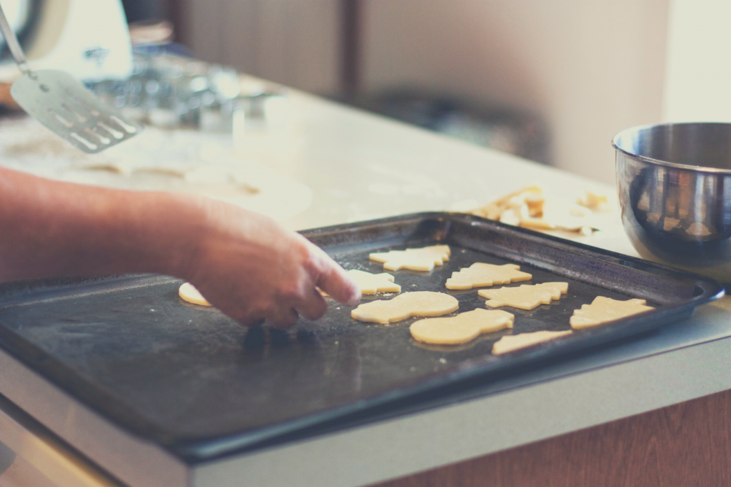 baking sugar cookies